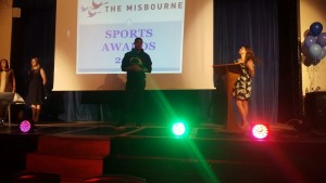 Sports awards The misbourne London