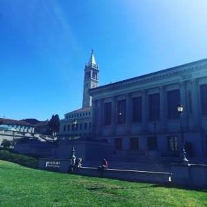 Berkley university Cali
