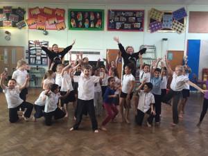 Southwold dance class 2016 6