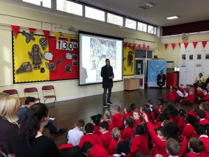 St Pauls Primary Reading initiative 2
